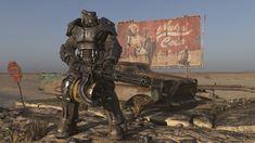 ArtStation - Power armor X-01, Evgeny Fedotov