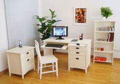 Proper Home Office Arrangement  -  The needs for setting up a home office are about the same as they are for setting up any office. To operate efficiently, you need to arrange your home...