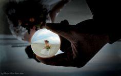 """""""Crystal ball"""" photos"""