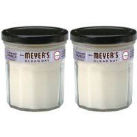 Mrs. #Meyer's Clean Day Soy Candle - Lavender - 7.2 oz - 2 pk SOLD BY #Prefectmart THANK YOU