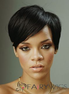 15 Best Rihanna Pixie Haircuts - All About Rihanna Hairstyles, 2015 Hairstyles, Celebrity Hairstyles, Cool Hairstyles, Pixie Hairstyles, Rihanna Pixie, Rihanna Short Hair, Rihanna Fenty, Short Pixie Haircuts