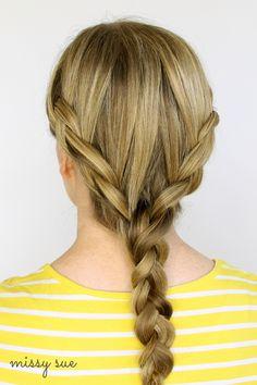 Two Dutch Braids 6 Hairstyles