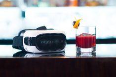 Cocktail e realidade virtual