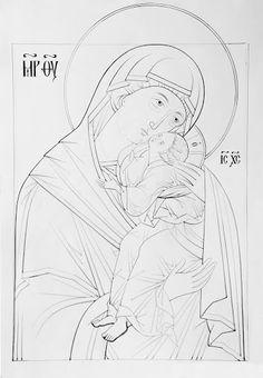 """Madre di Dio """"Jaroslàvskaja"""" - iconecristiane - Picasa Web Albums"""