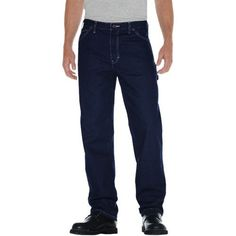 Dickies Men's Relaxed Fit Carpenter Jean