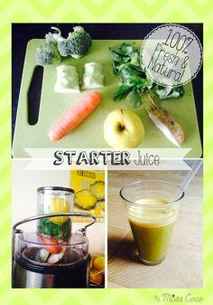 Starter fall  fresh juice
