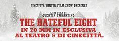 Cinecittà - studio 5  14/02/2016