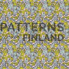Säihke by Kahandi Design   #patternsfromagency #patternsfromfinland #pattern #patterndesign #surfacedesign #kahandidesign
