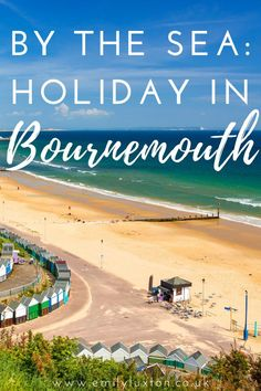 Getting beyond the beach in Bournemouth and Christchurch, in search of culture, history, and amazing food! #bournemouth #england #uktravel