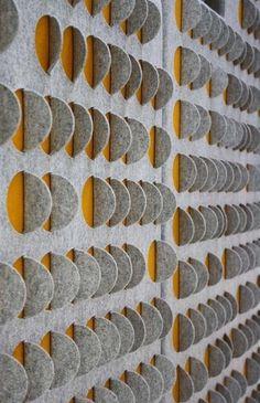Bespoke Scale acoustic wall panels, POA, Selina Rose