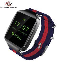 Neue ultradünne smart watch l1 bluetooth 4,0 mtk2502 unterstützung sim-karte mit wettervorhersage smartwatch armbanduhr für ios android //Price: $US $34.53 & FREE Shipping //     #smartuhren