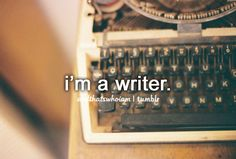 i'm a writer- I have an email that i send stories too, storys about my life, Loves, Hates, Crushes that im too head over heals for to ever get over. and the password is in my room in an obvious place no one will find till i moved out