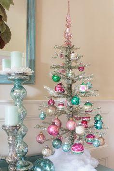 973c50c30 17 Best Mini Christmas tree decorations images