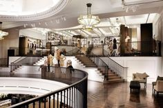 Burberry has opened its largest brand experience store in the world on one of London's most famous thoroughfares and bordering the world-renowned Savile Row and Bond Street, the Regent Street
