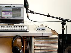 How to Set Up the Ultimate Desktop Recording Studio.