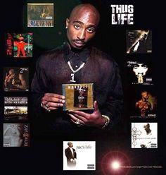 2PAC DISCOGRAPHY