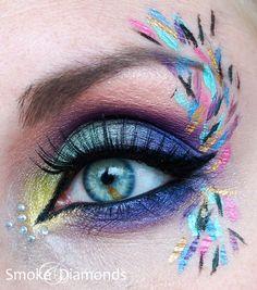 MMM #27: Bunter Vogel: Tukan oder Kolibri? ~ Smoke and Diamonds