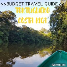 This Tortuguero budget travel guide has transportation tips, budget activities, great hotels, wonderful restaurants and more! Basically, it has everything you need to plan your vacation to paradise in Costa Rica.