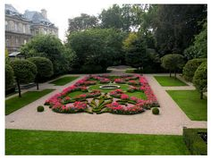 Garden of the Petit Luxembourg