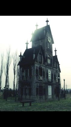 Gothic Victorian Architecture, 19thce