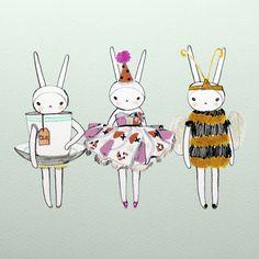 fifi lapin - the world's most stylish bunny