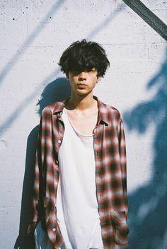 58 Trendy Ideas For Hair Men Japan Short Messy Bun Hairstyles, Trendy Hairstyles, Short Punk Hair, Man Japan, Japanese Men, Portrait Poses, Blonde Color, My Hair, Short Hair Styles
