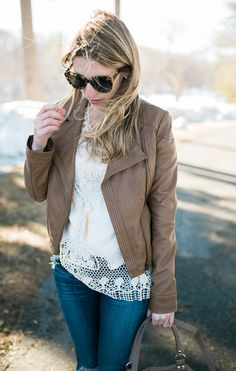I really believe in investing in items that you know you will wear constantly year after year. Showing off a few of my favorite wardrobe staples!