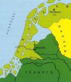 De leefgebieden van de verschillende stammen Netherlands Map, Kingdom Of The Netherlands, Early World Maps, Holland Map, I Love School, Hellenistic Period, Classical Antiquity, Visual Learning, Old Maps