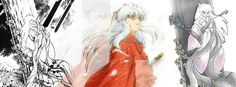 inuyasha past and present