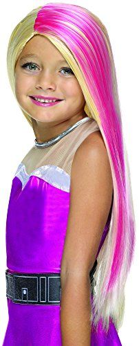 Rubie's Costume Barbie Princess Power Super Sparkle Child Wig >>> You can find out more details at the link of the image.