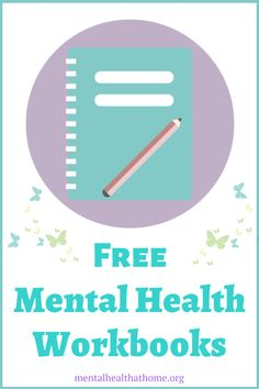 Free Mental Health Workbooks: ACT, CBT, DBT, and More