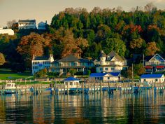 Mackinac Island MI.