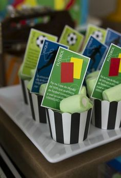 Soccer Birthday Parties, Soccer Party, Sports Party, Happy Birthday, Soccer Theme, Party Gifts, Impreza, Party Themes, Birthdays