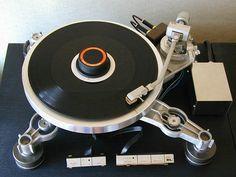 Kenwood KP-1100 nude Kenwood Hifi, High End Turntables, Audio Room, Phonograph, Record Player, Audio Equipment, Audiophile, Lps, Speakers