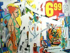 Basquiat au Musée d'Art Moderne de Paris | EnvrAk