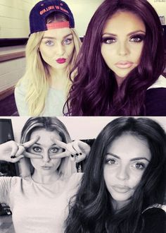 Jesy and Perrie
