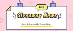 [Do Not Miss] August Giveaway Campaign I - ColorMango Back To School Software Giveaway and Game Giveaway News First Iphone, Back To School Sales, Shooting Games, Text Messages, Movies And Tv Shows, Giveaway, Software, Campaign, News