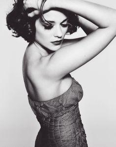 Marion Cotillard. probably my next favorite.