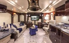 Top 10 most expensive Motorhome in the world