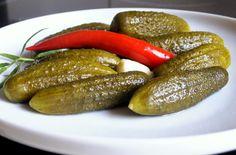 konyhatúra: Sós uborka - eredeti orosz recept
