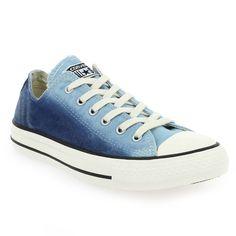Chaussure Converse modèle CT AS SUNSET WASH, Bleu - vue 0