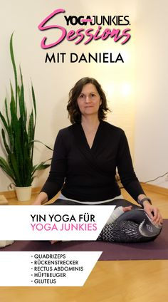 Yin Yoga, Set A Reminder, Yoga Session, Yoga Flow, German, Join, Watch, Youtube, Deutsch