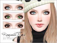 Pralinesims' Romantic Eyes