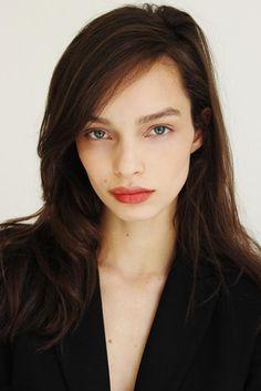Luma Grothe || Premier Model Management F/W 2014