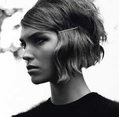 60s bob want to do this with my hairs :)
