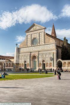 Ideas For Travel Italy Florence Santa Maria Greece Travel, Italy Travel, Florence Tuscany, Tuscany Italy, Pisa, Renaissance Architecture, Landscape Architecture, Santa Maria Novella, Italian Life