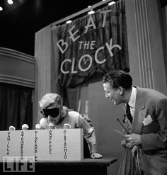 beat the clock game show - Google Search