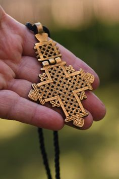 African Cross Pendant Ethiopian Cross Bohemian Pendant Casting of African Cross Buy More and Save Ethnic jewelry