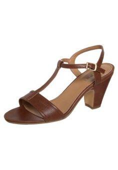 DIVE - Sandales - marron