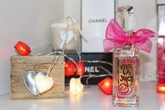 Juicy Couture: Viva La Juicy La Fleur (Love Lashes x) Juicy Couture, Blog Love, Mascara, Beauty Makeup, Lashes, Perfume, Flowers, Eyelashes, Mascaras